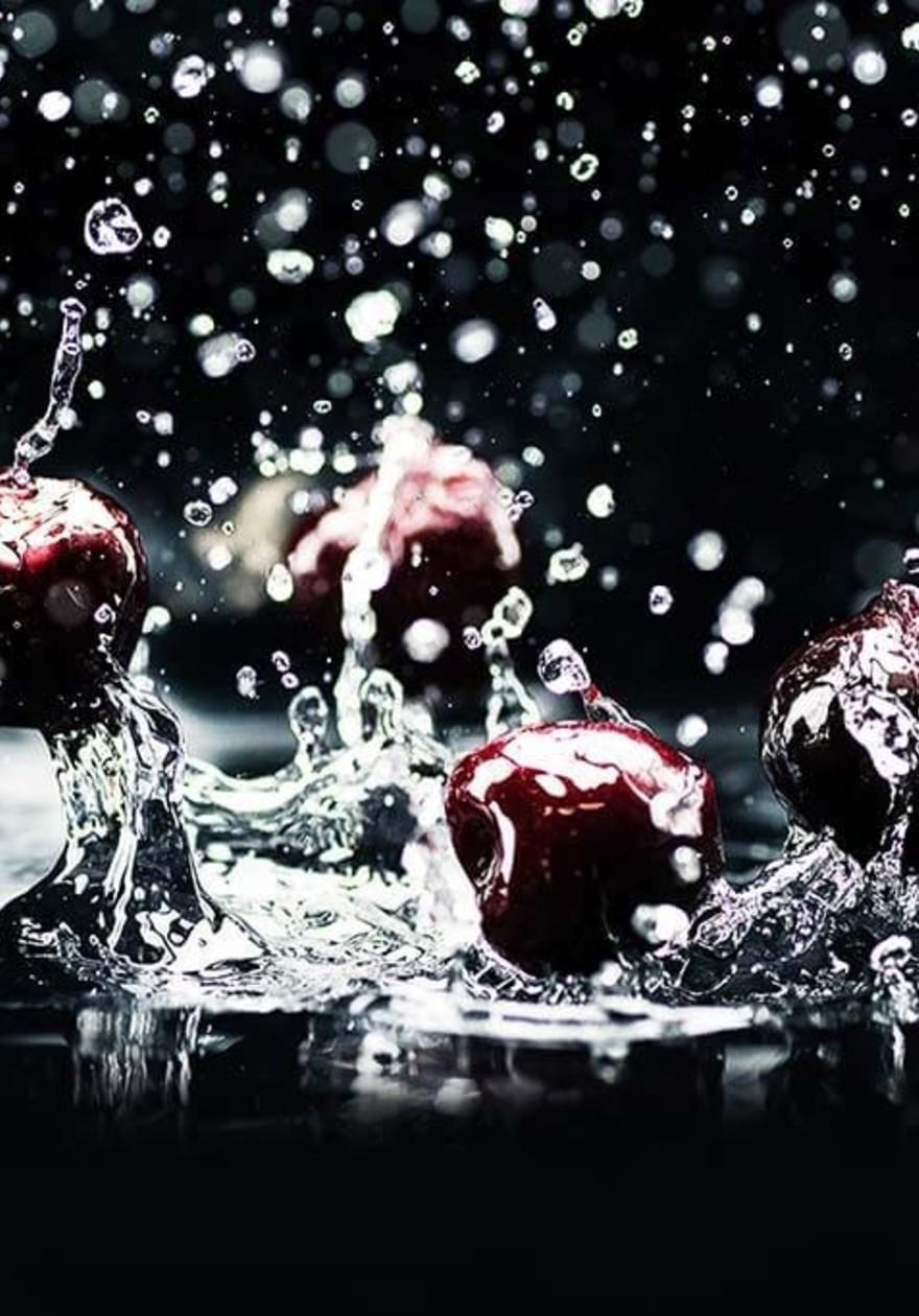 Splashing Cherish