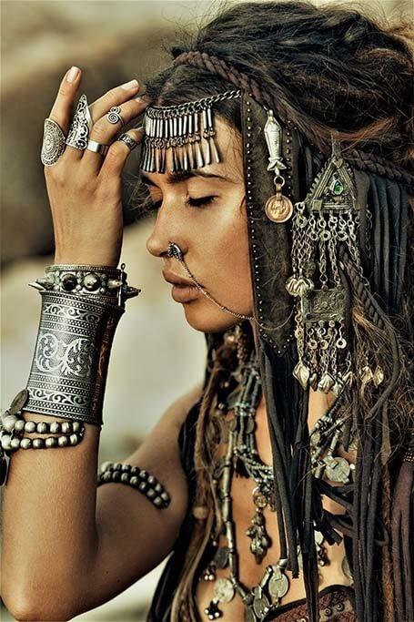 Tribal dancer-1