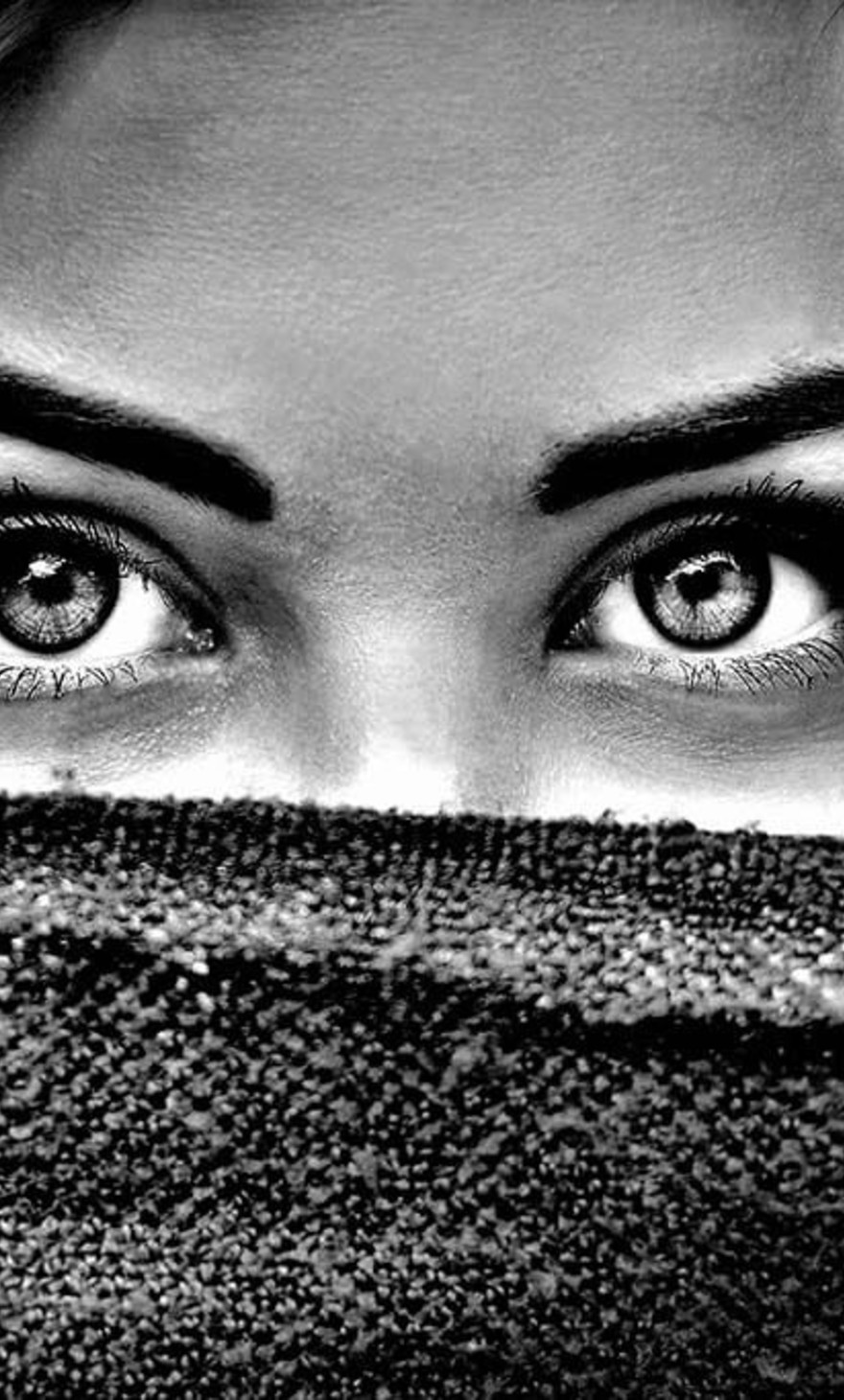 Misterious eyes