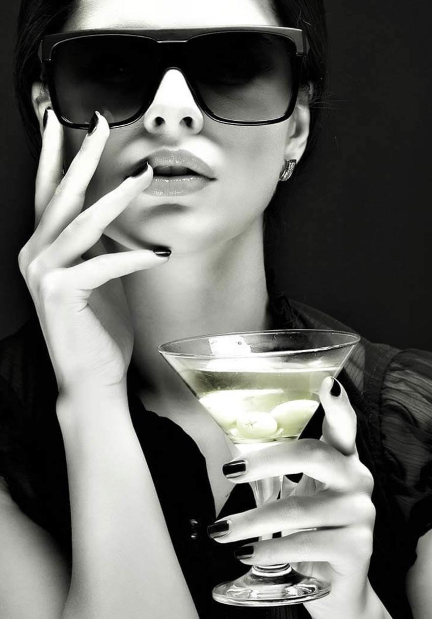 Martini girl