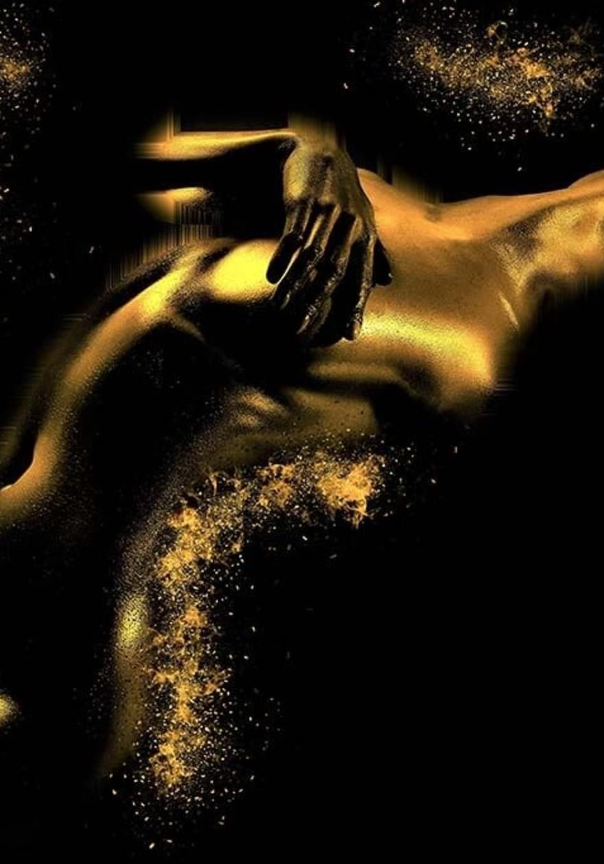 Golden body
