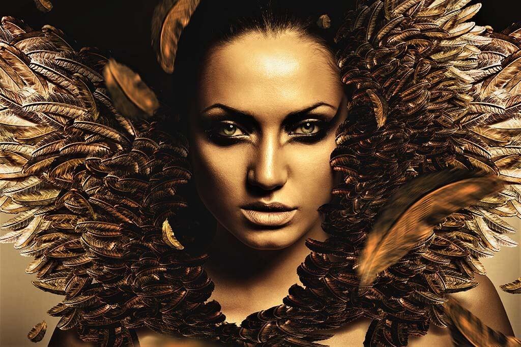 Phoenix woman-1