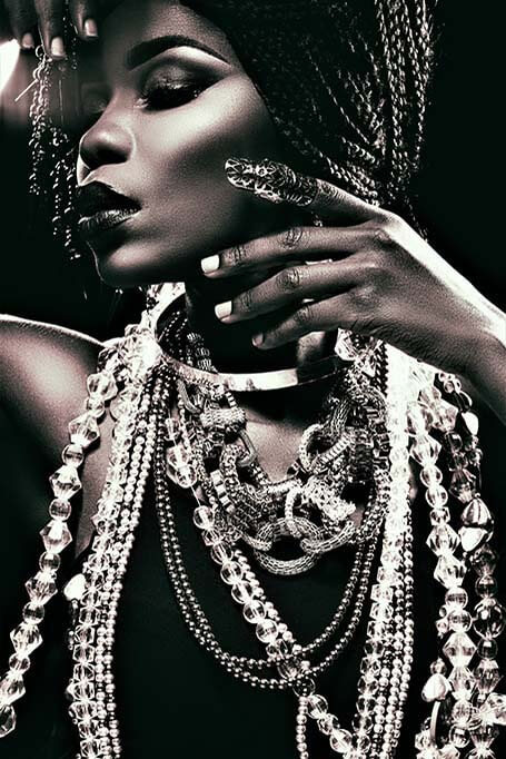 Jewerly woman