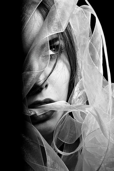 Bridal woman