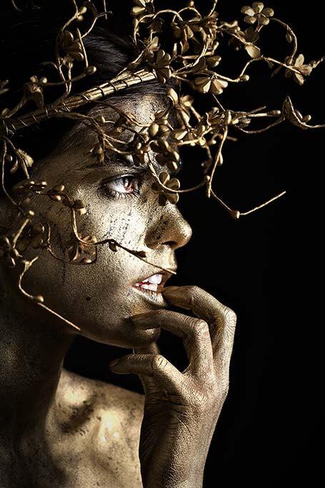 Mystic woman