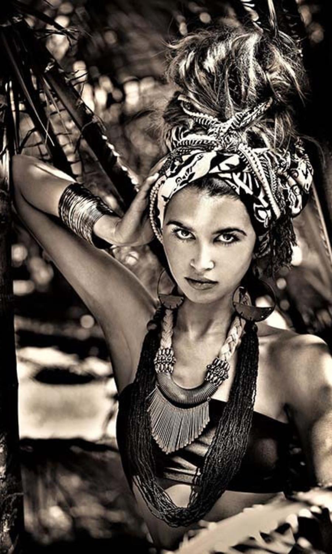 Boho Woman