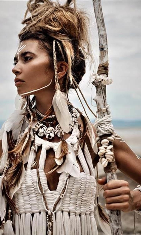 Beautiful American Indian