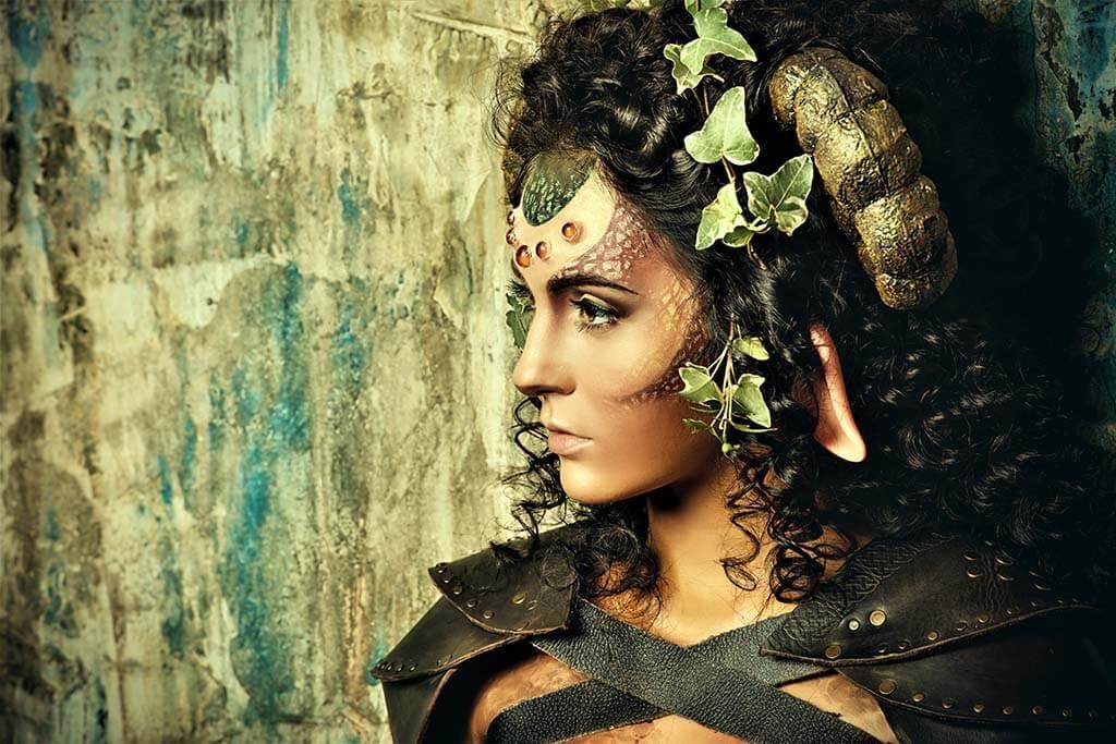 Femme de conte de fées-1