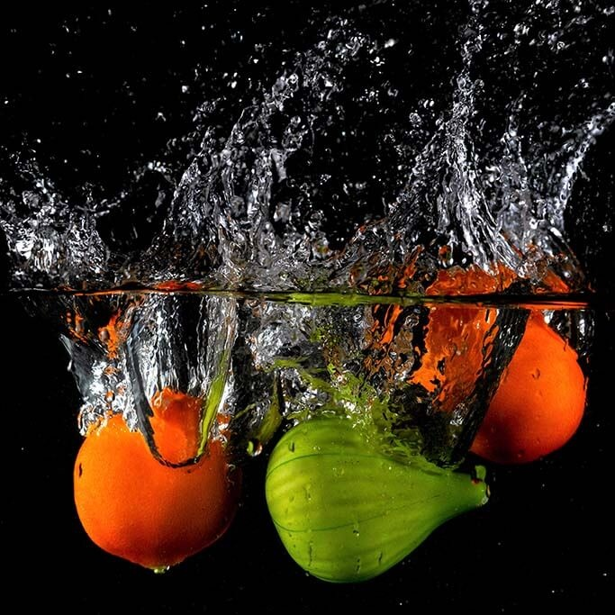 Splashing fruit-1