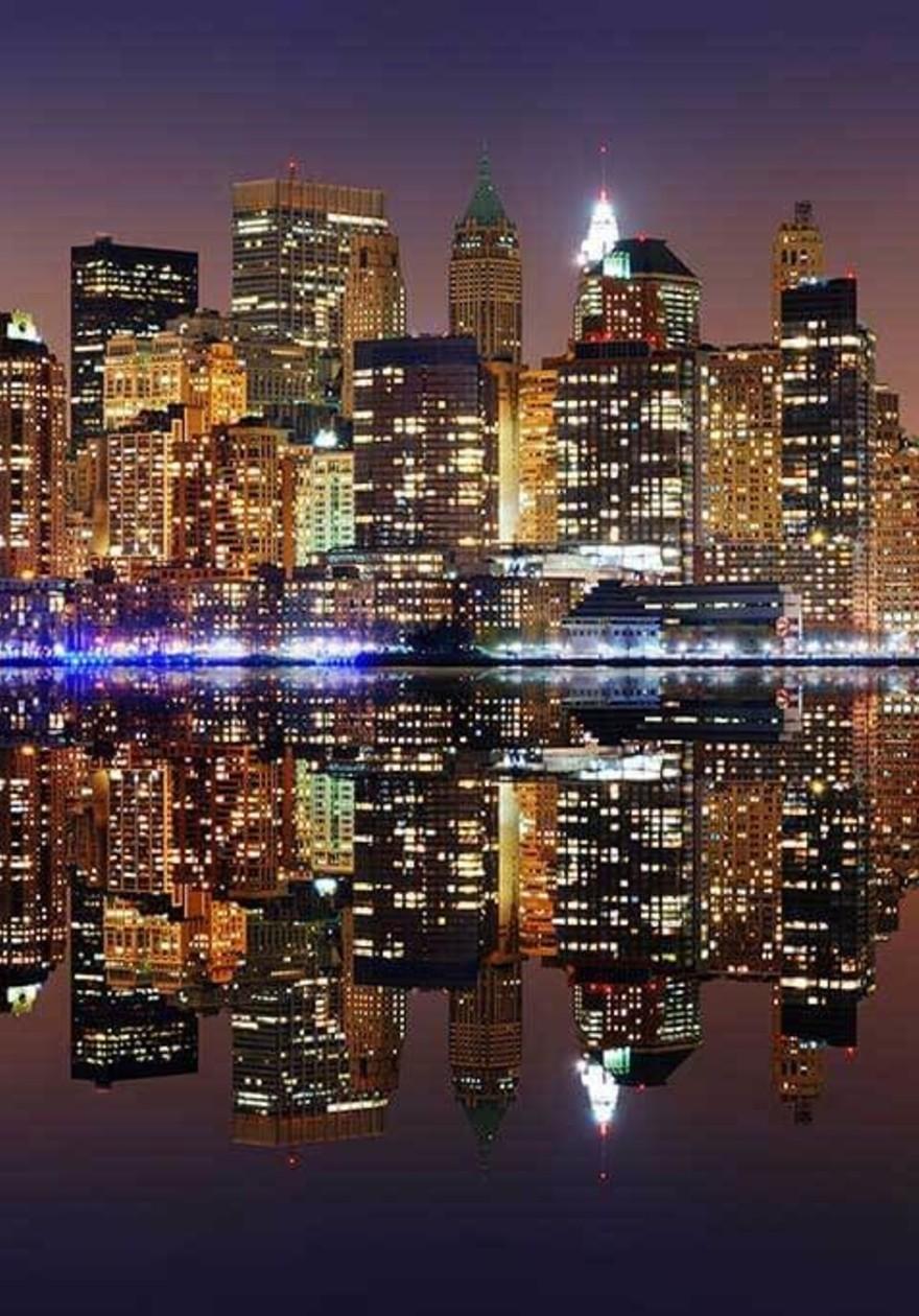 Vie nocturne à New York