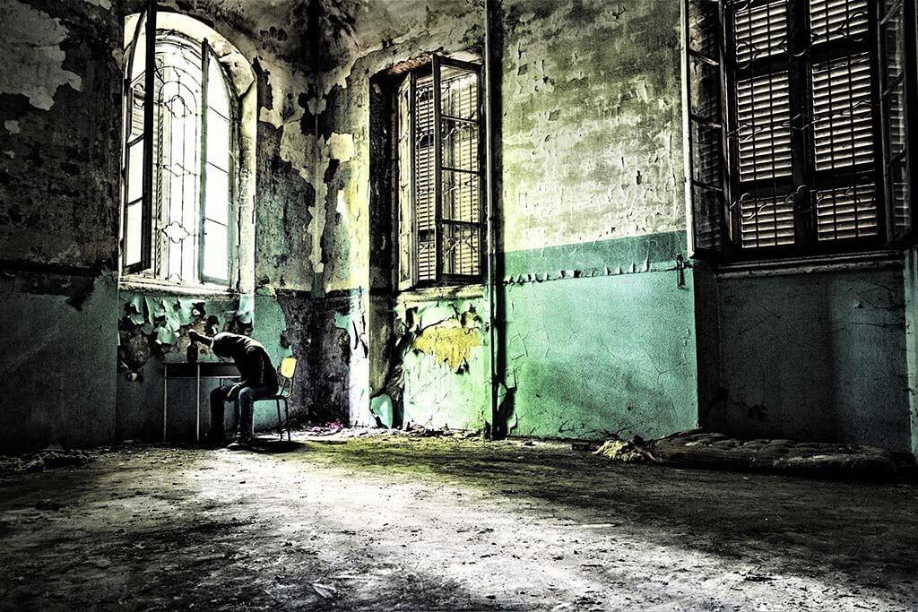 Vintage building-1