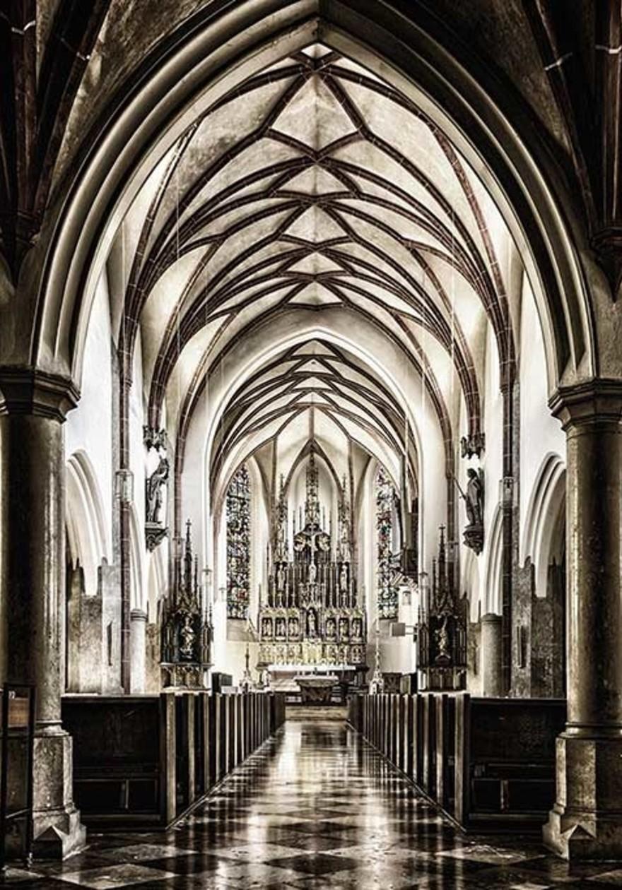 Gotic church