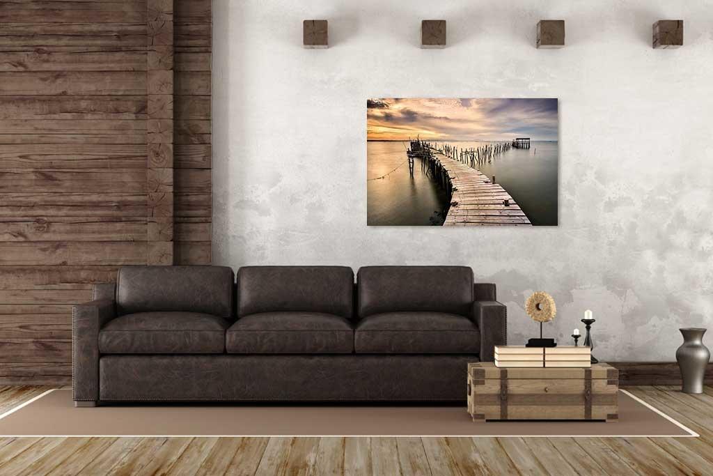 Sunset pier-2