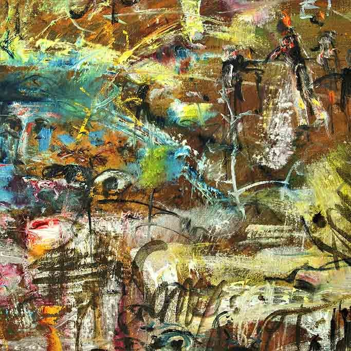 Abstract painting-1