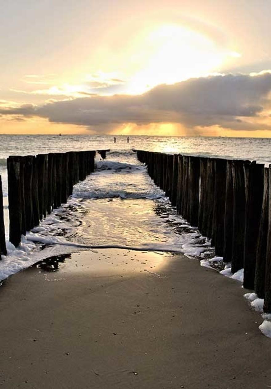 Marvelous pier