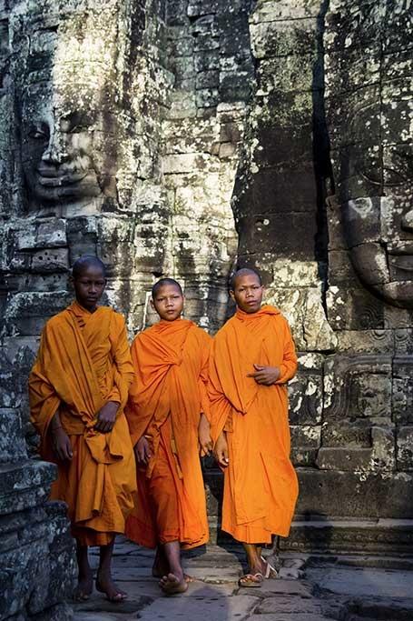 Three monks-1