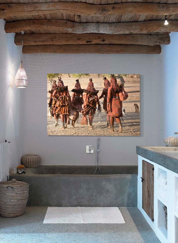 Himba women tribe-2
