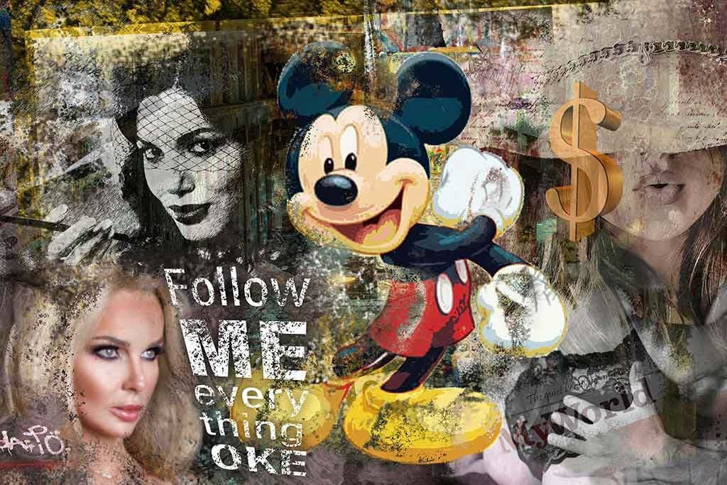 Micky mouse-1