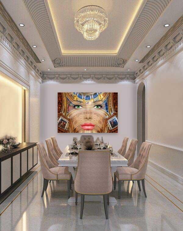 Fresco  lady-3