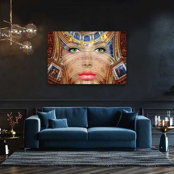Fresco  lady-2