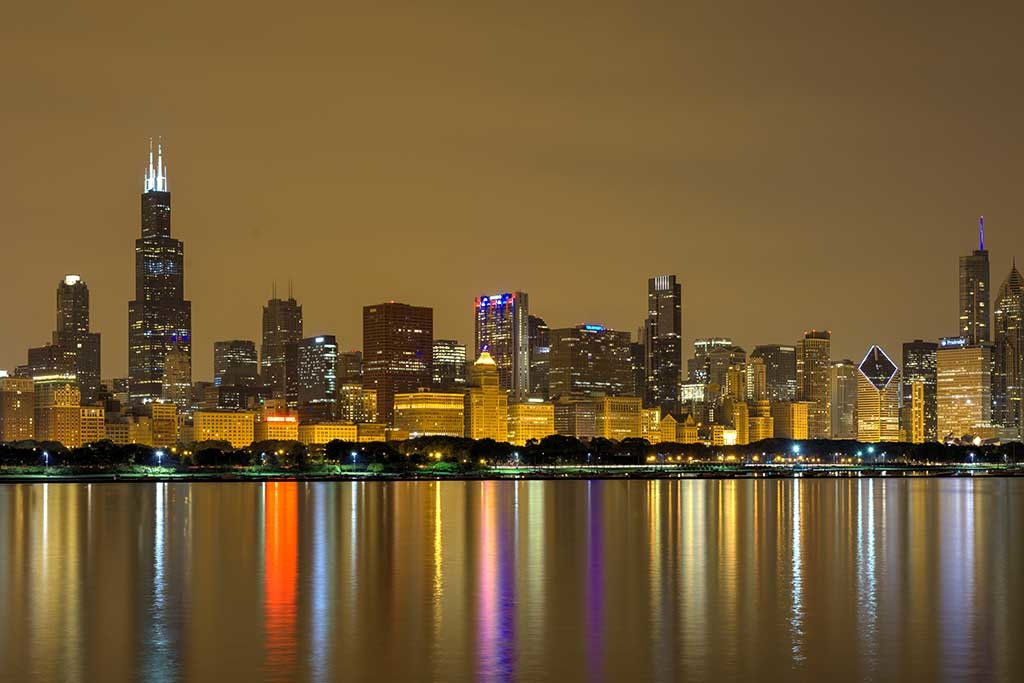 Skyline Chicago-1