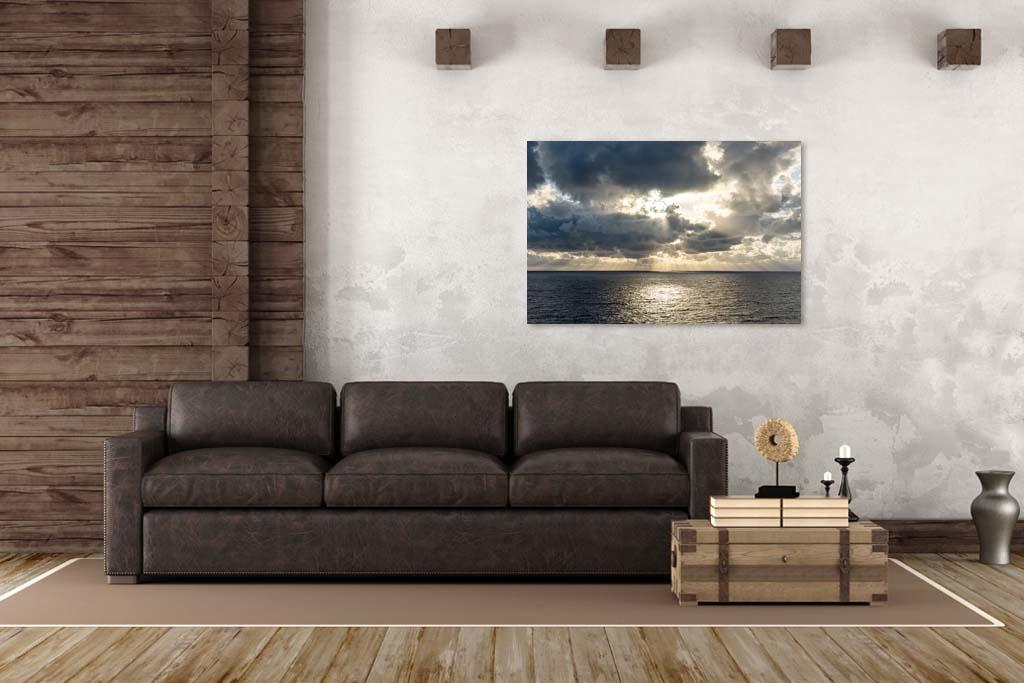 Sunset sea-2