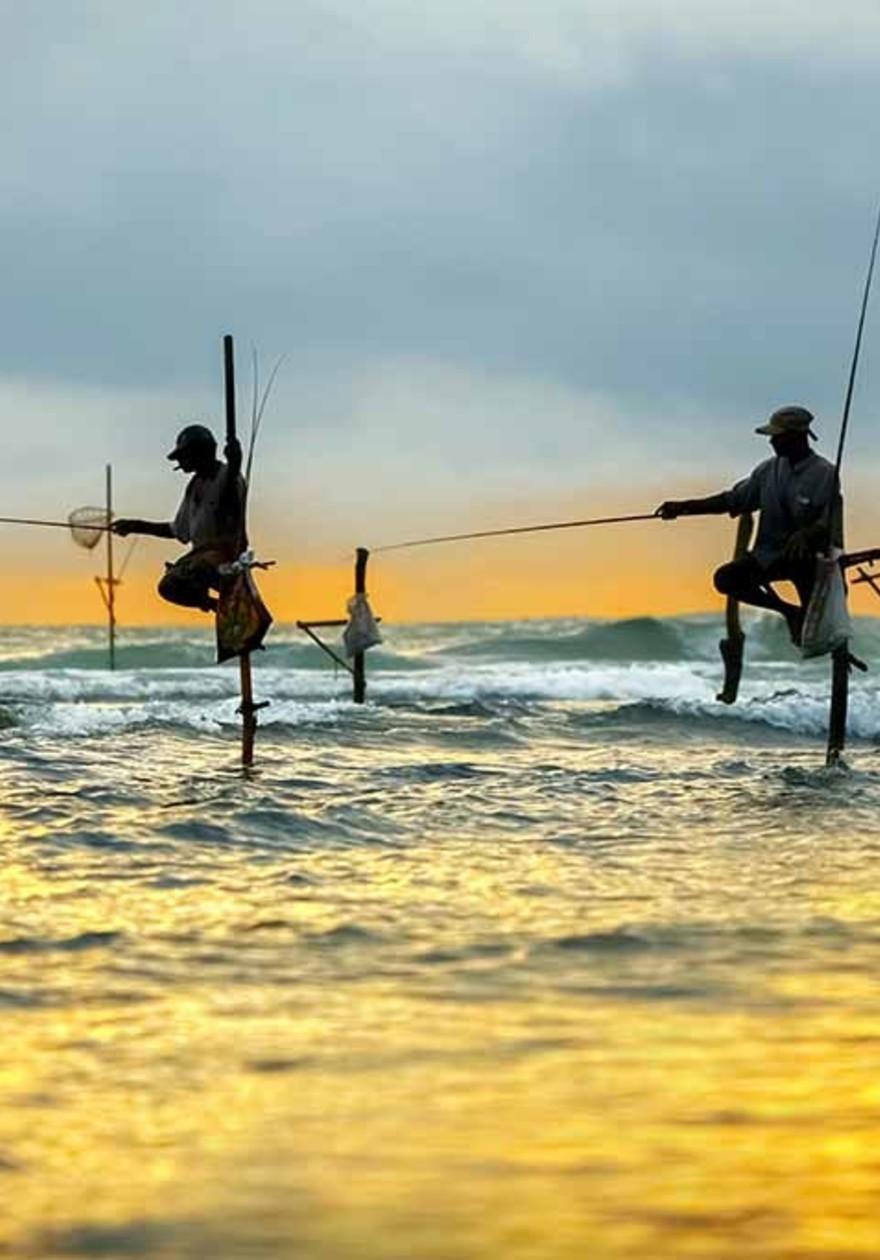 Fishermen Sri Lanka