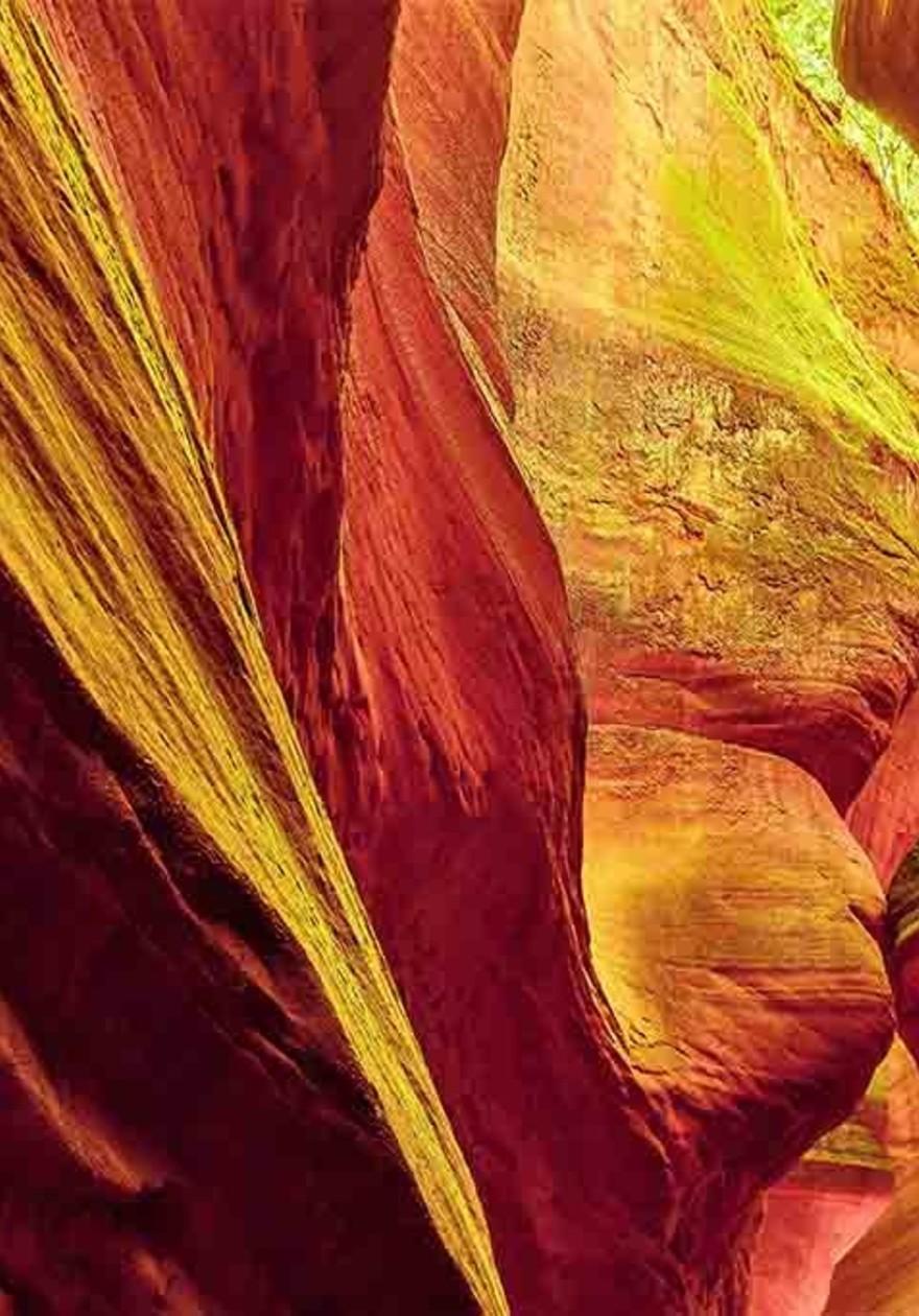 Red orange Canyon