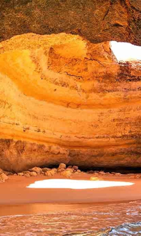 Benagil cave Portugal