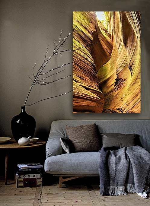 Antilope Canyon yellow-4