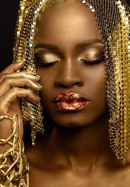 Golden girl power