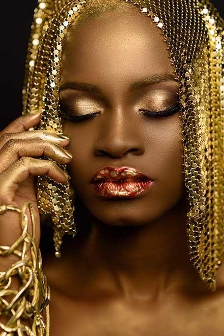 Golden girl power-1