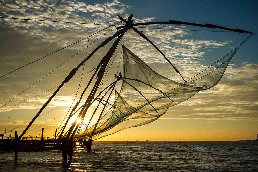 Chinese fishing