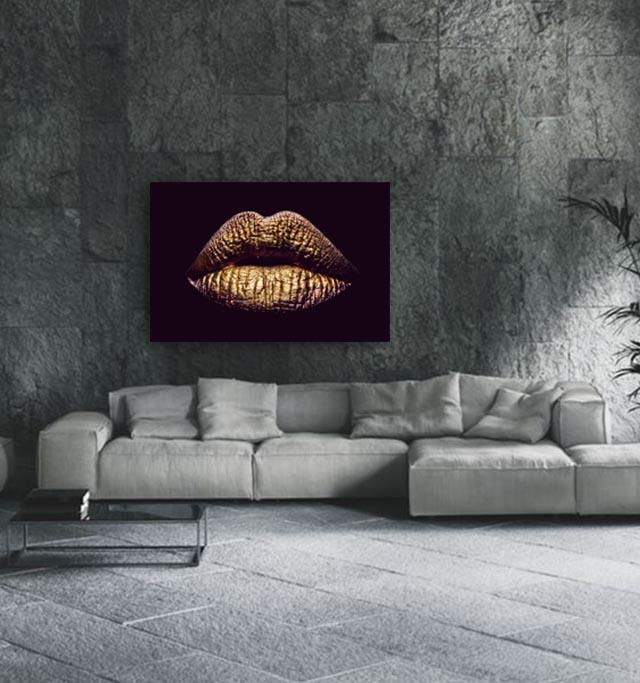 Purple lips-2