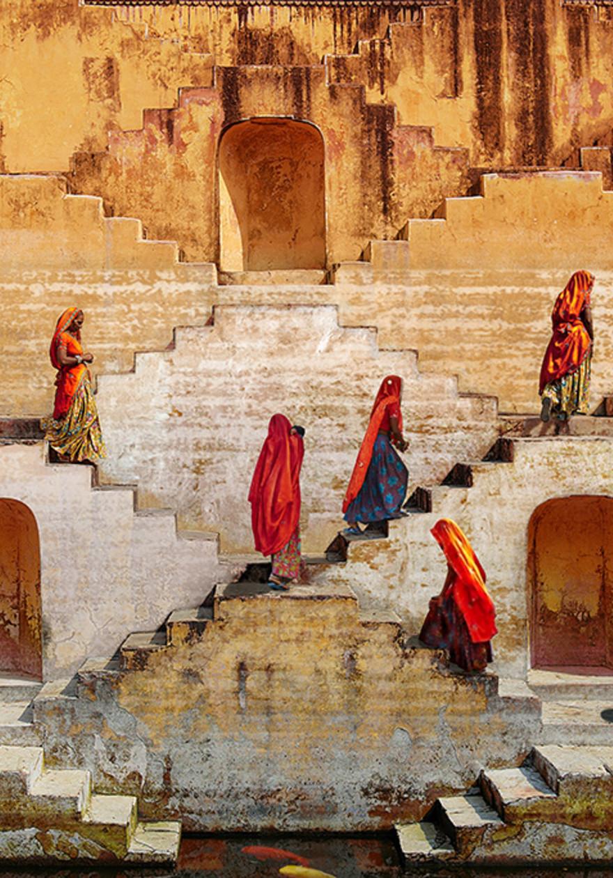 Stairs of Jaipur