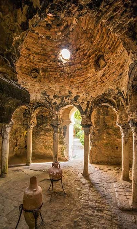 Historic arab bath