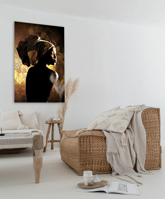 African woman-4