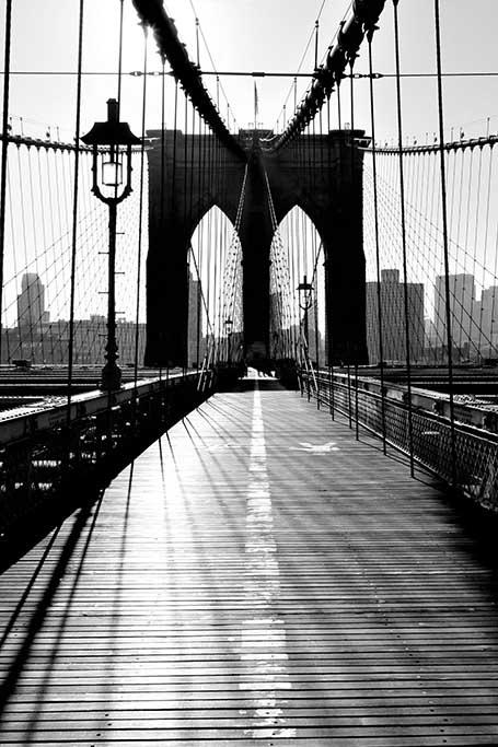 Brooklyn Bridge NY-1