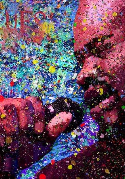 Voice of colour