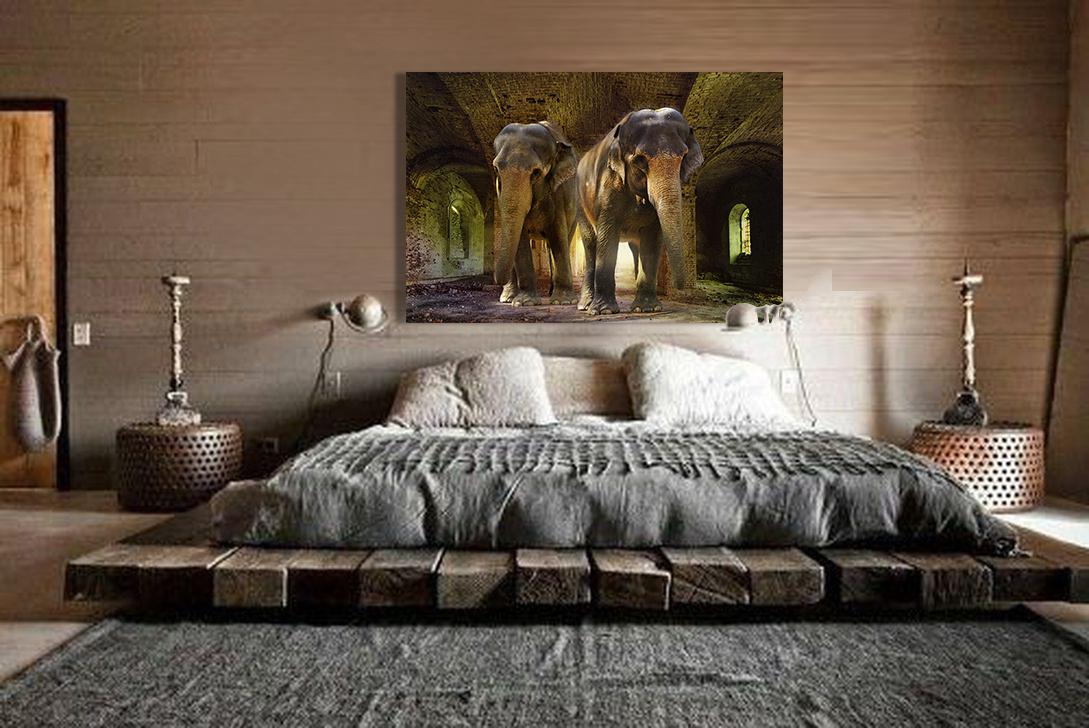 Indian Elephants-3