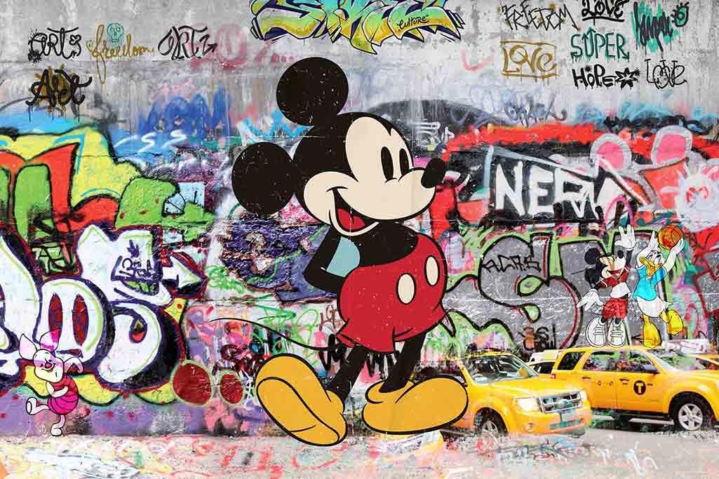 Mickey art