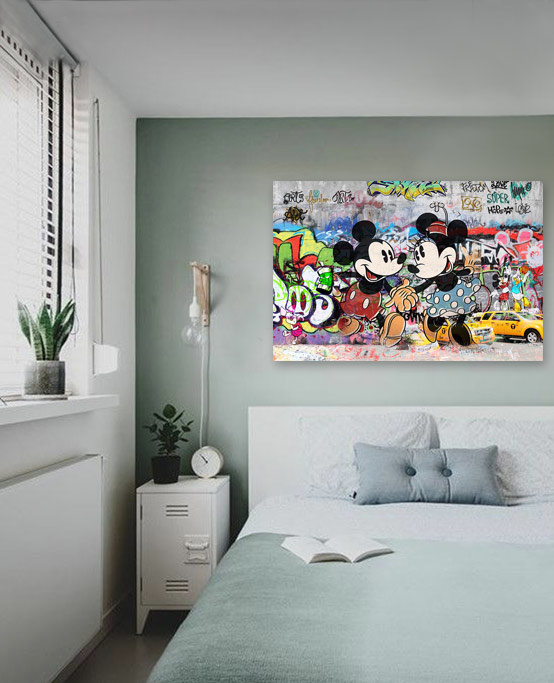 Mickey and Minnie mouse-3
