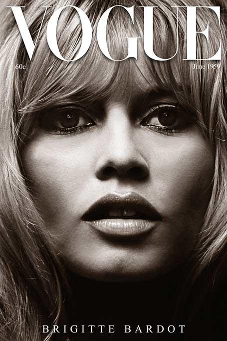 Brigitte Bardot Vogue