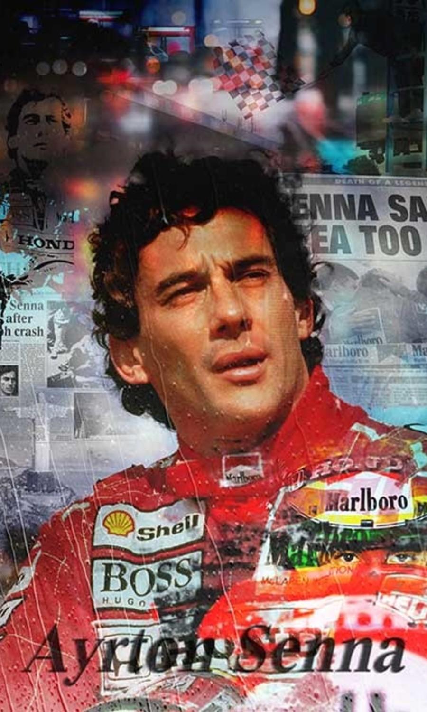 Legendary Senna