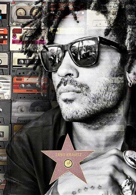 Leonard Albert - Lenny Kravitz