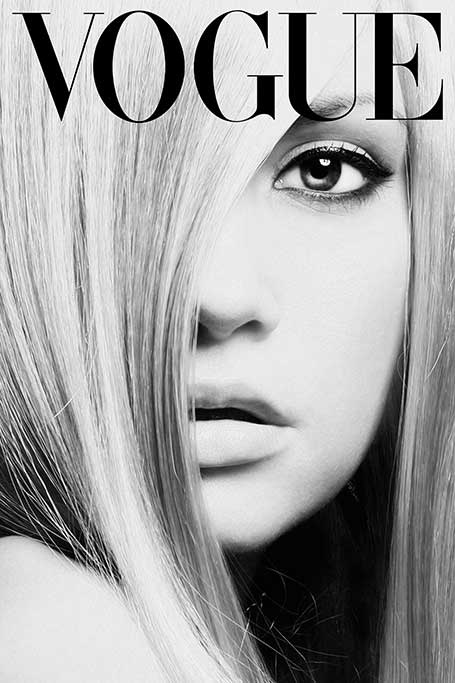 Cover of Vogue-1