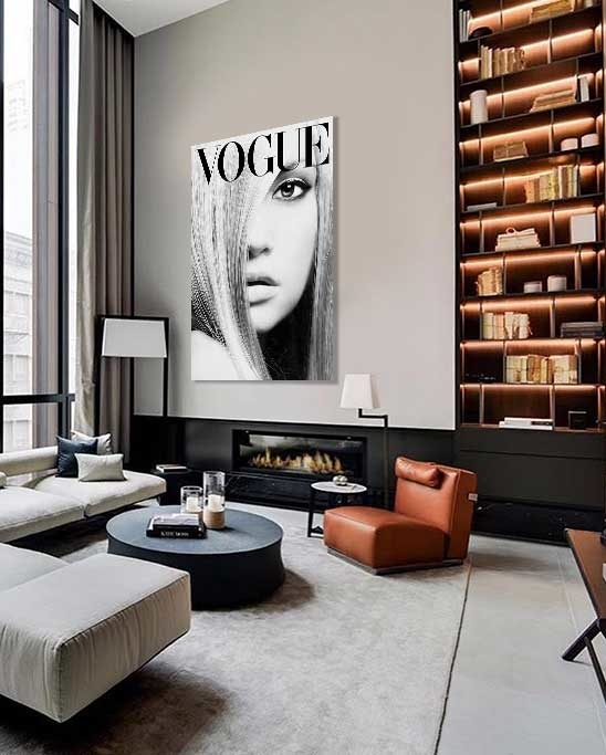 Cover of Vogue-3