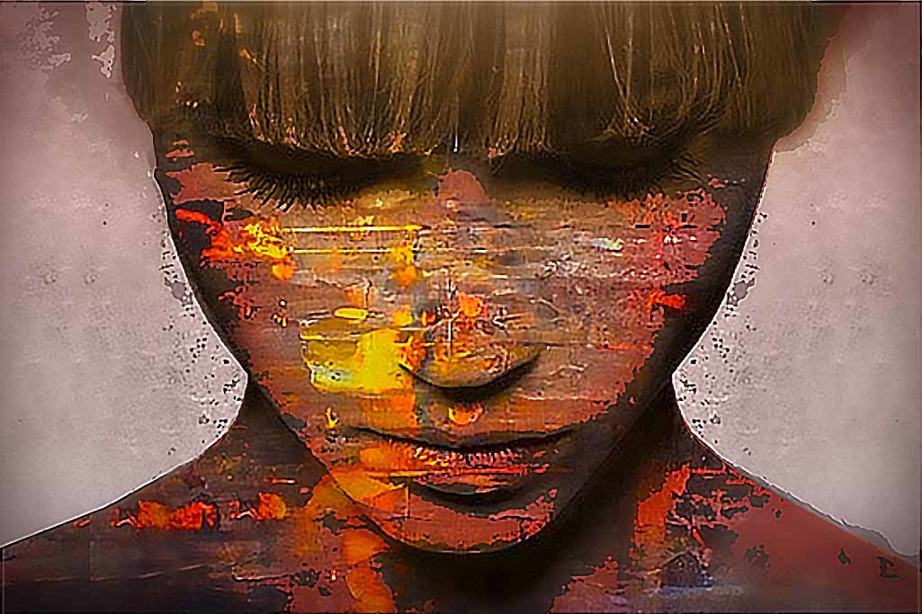 Abstract woman-1