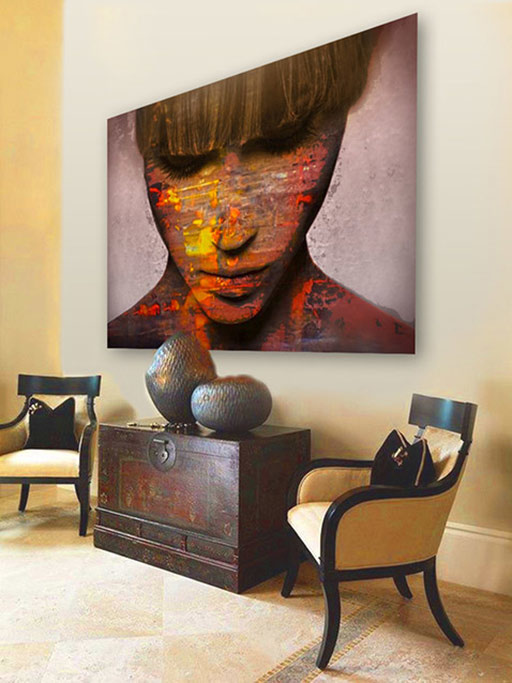 Abstract woman-4