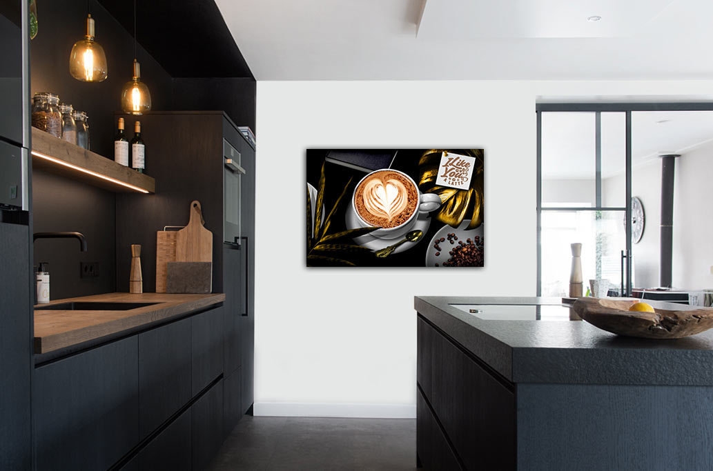 Golden coffee-2